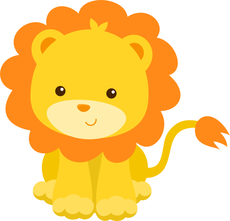 animal clipart lion