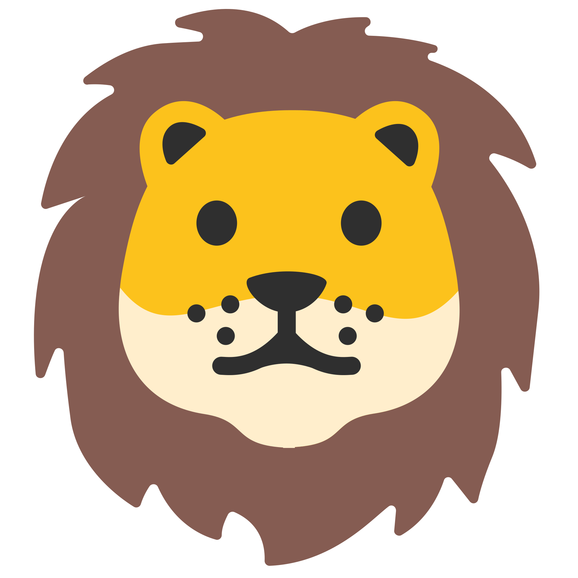 svg test tiger