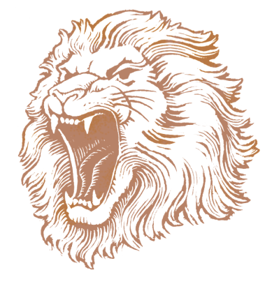 Lion head roar png. Animals with a dlpng
