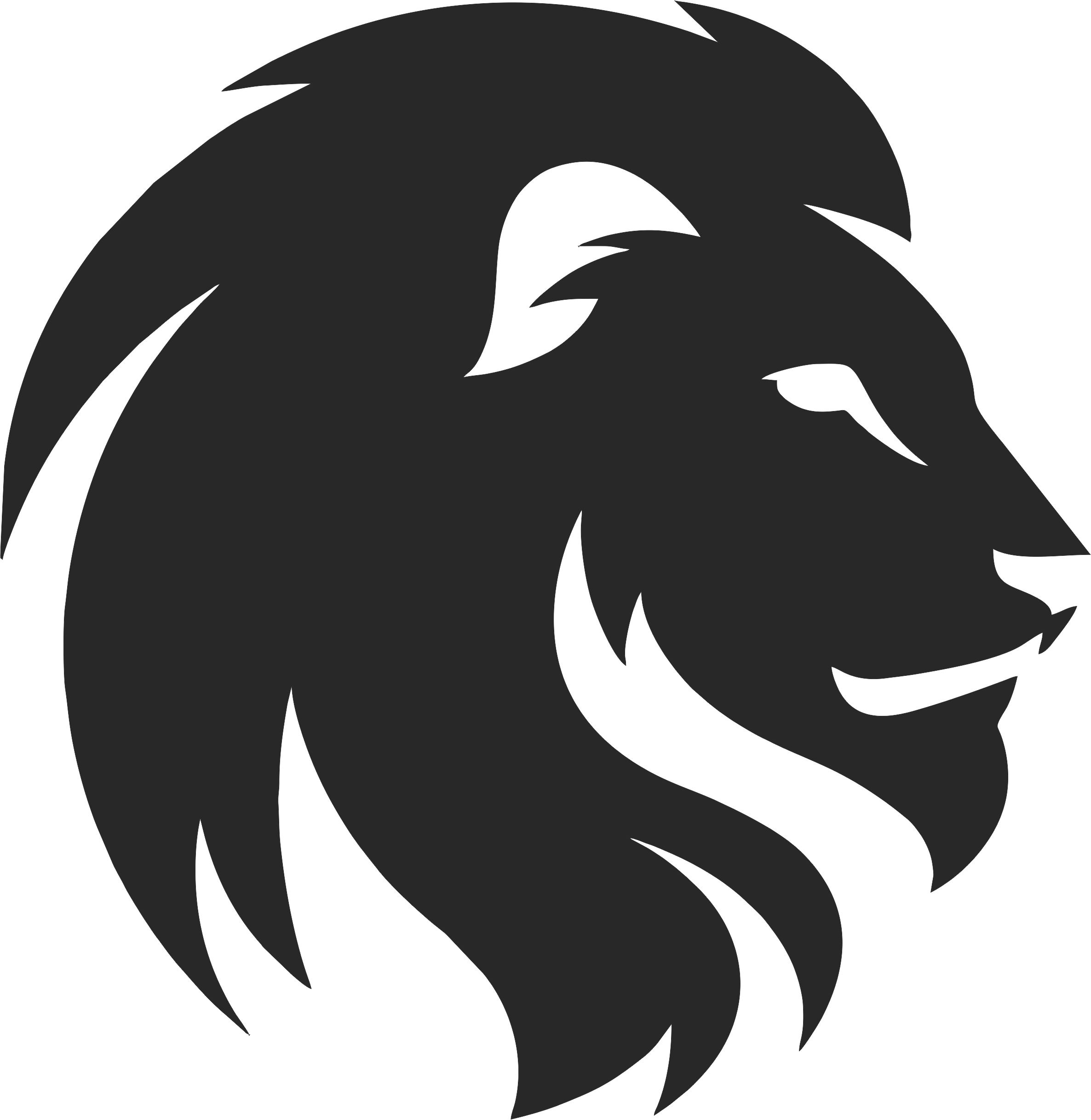 Lion logo png. File xii wikimedia commons