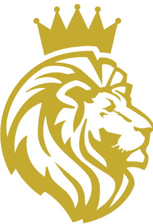 Lion vector png. Brand guide conversion kings