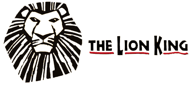 Lion king logo png. The transparent stickpng