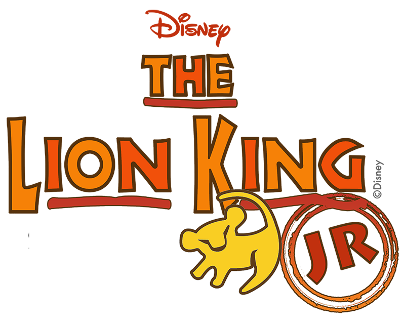 Lion king logo png. Jr auditions pre audition
