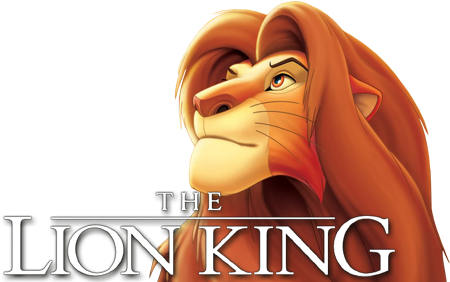 Lion king logo png. Download the transparent image