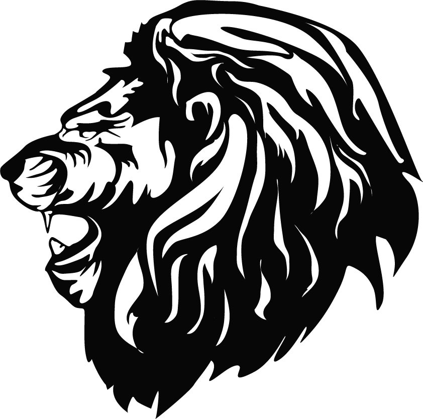 Lion vector png. Check out my behance