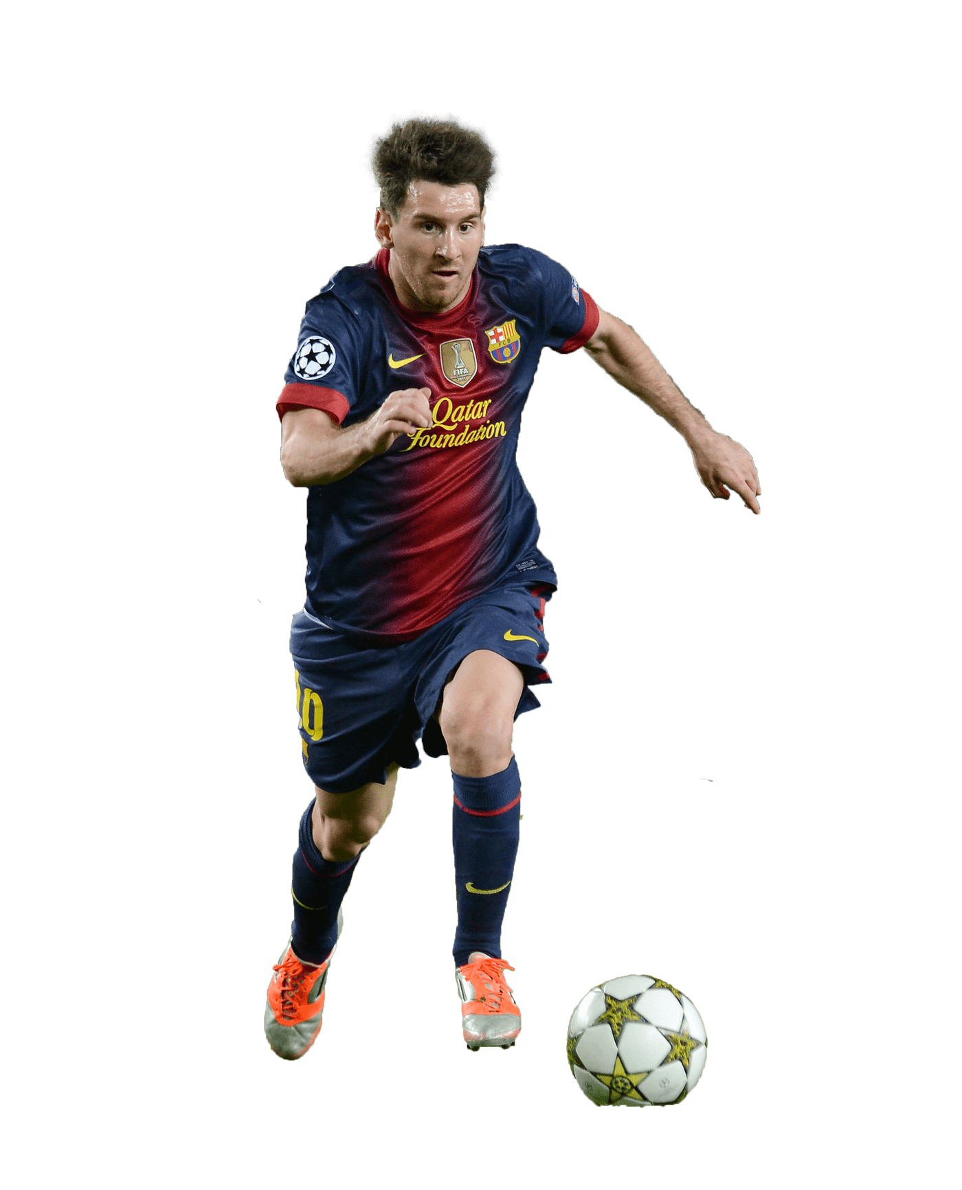 Lionel messi 2016 png. Fc barcelone