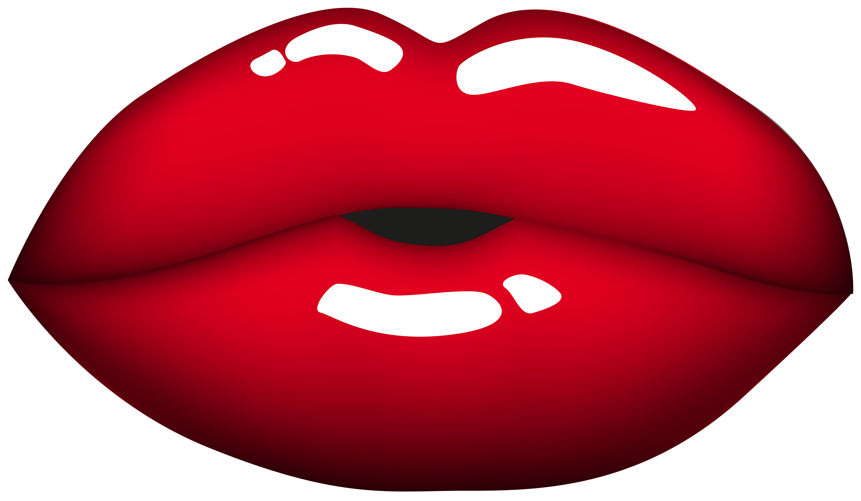 Lip clipart. Red mouth png best