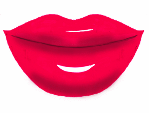Lip clipart. Lips free image vector svg free stock
