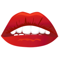Lips clipart eyelash. Download free png icon