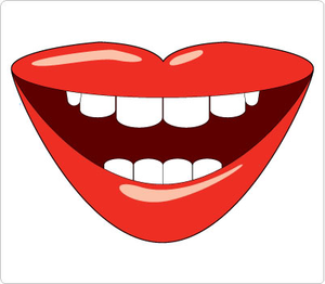 Lips clipart anamated. Animated talking mouth free