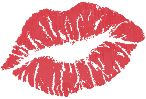 Lipstick print png. Lips nine isolated stock