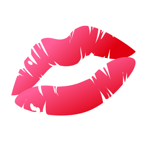 kiss mark emoji png