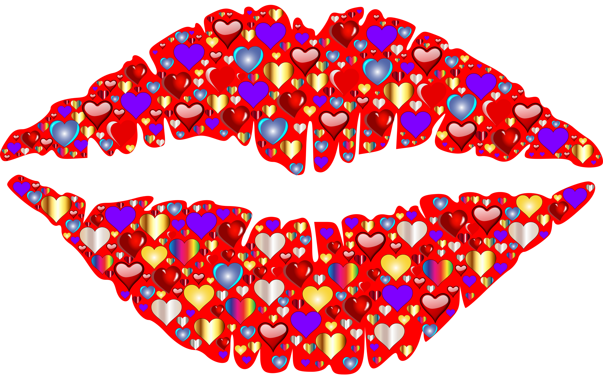 Lips png. Heart icons free and