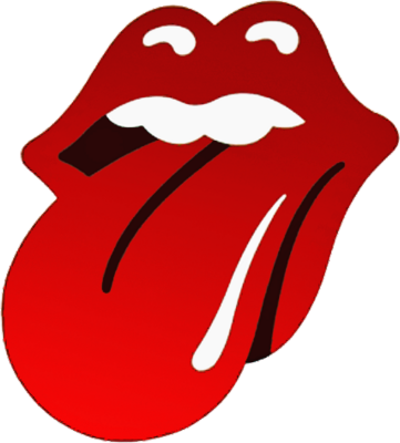 Lips .png. Rolling stones png logo