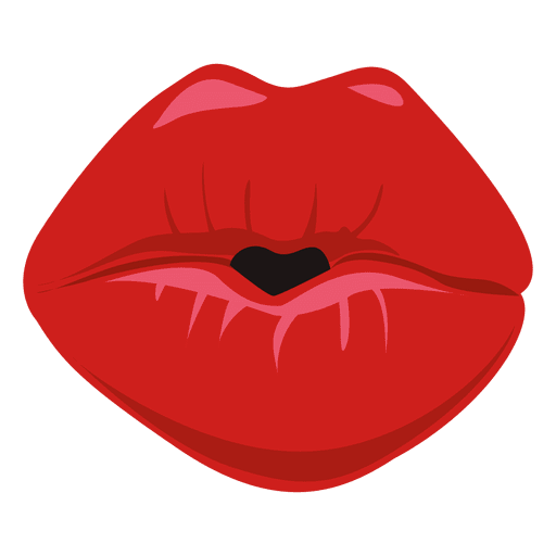 Lust drawing lip. Kissing lips expression png
