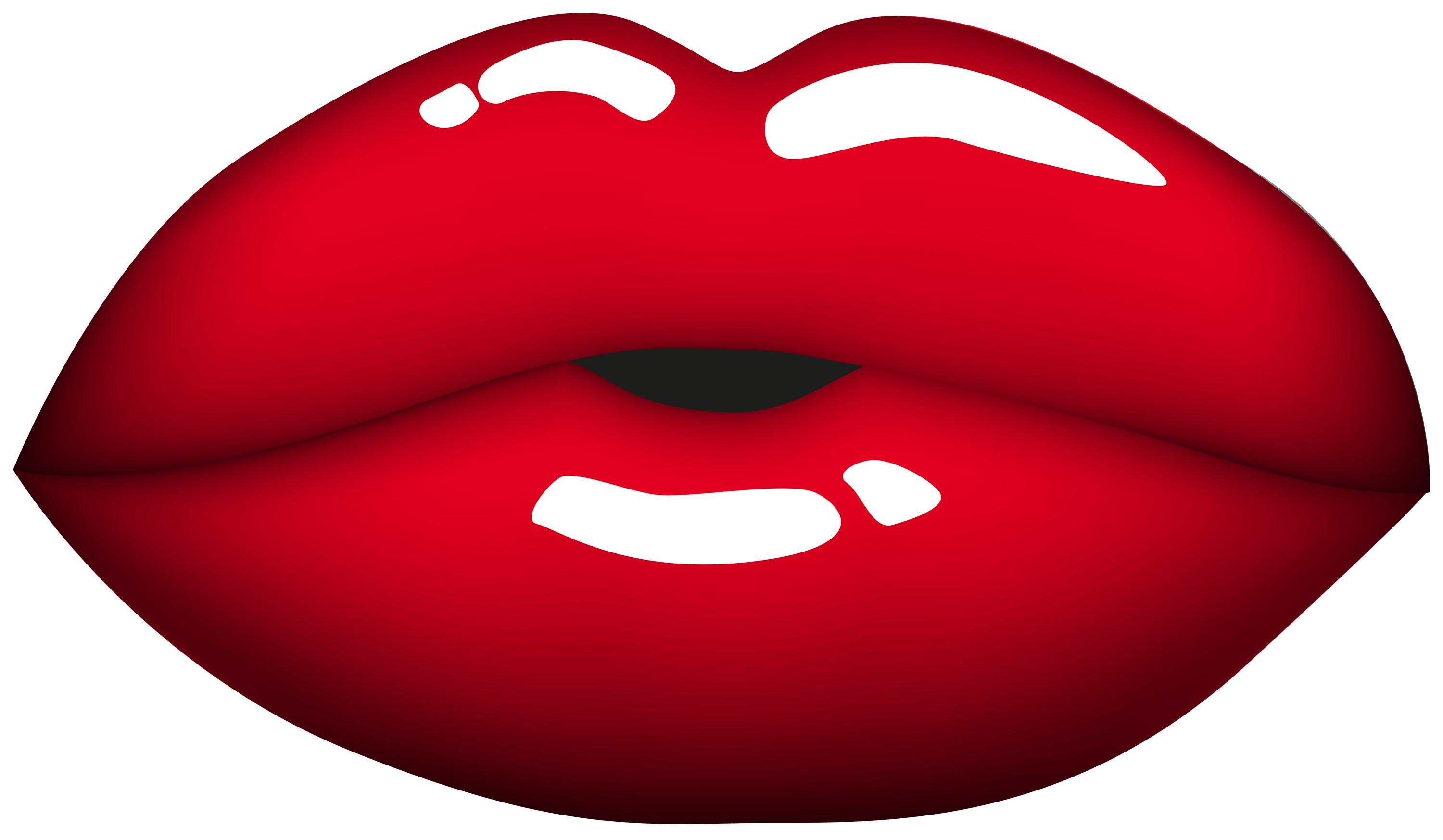 Red lips png. Clipart at getdrawings com