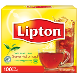Lipton tea png. Black liption ct