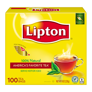 Lipton tea png. Black brewing mad bags