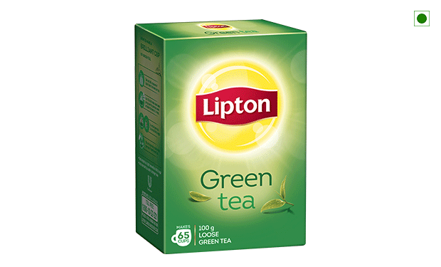 Lipton tea png. Green loose