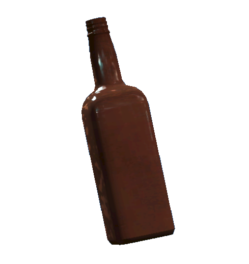 Image fallout wiki fandom. Liquor bottle png png black and white stock