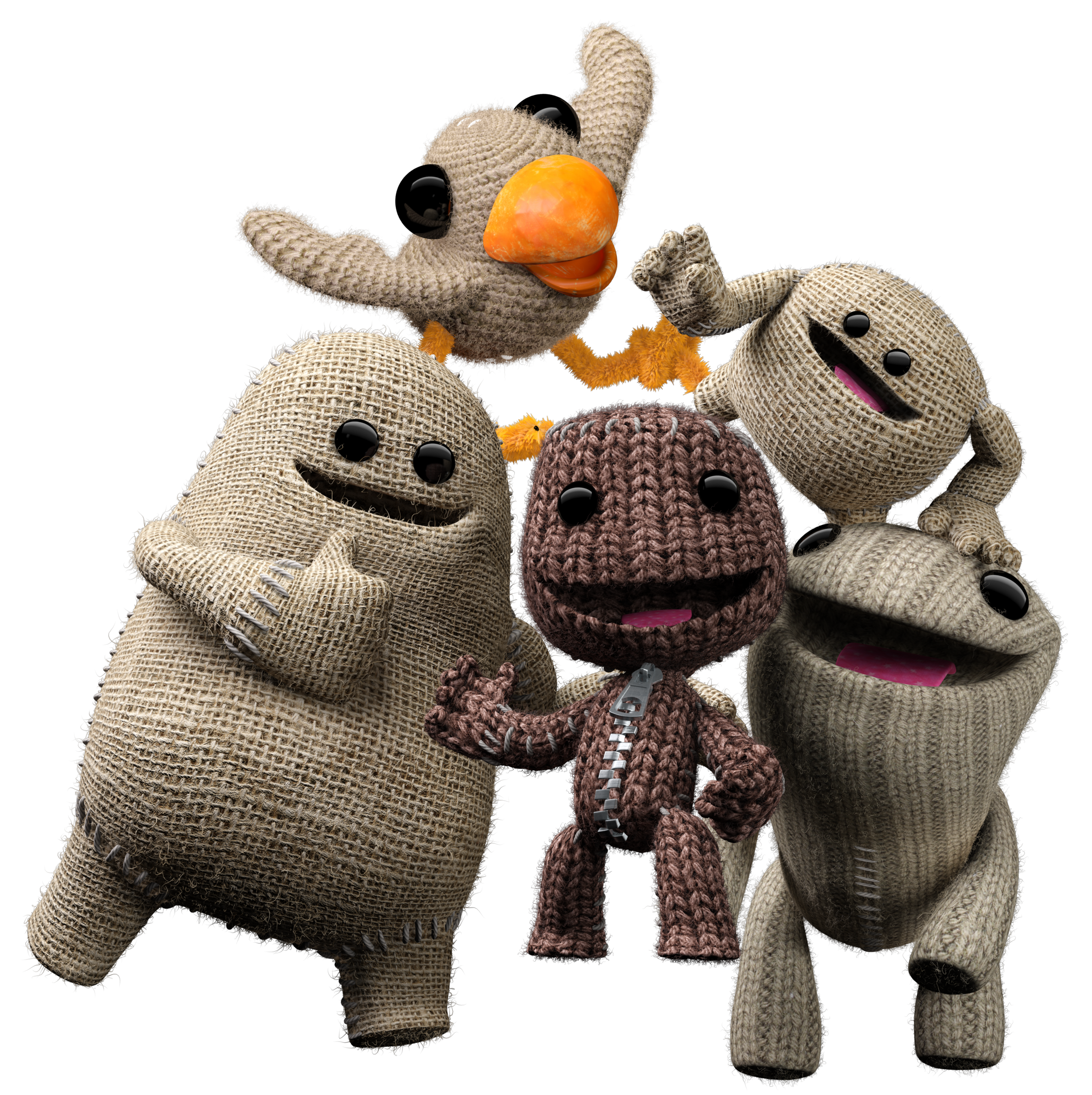 Little big planet 3 png. Characters oddsock toggle swoop