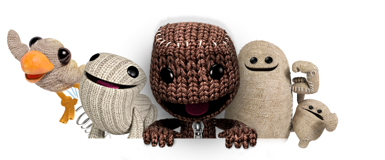 Little big planet png. Littlebigplanet by williamui on