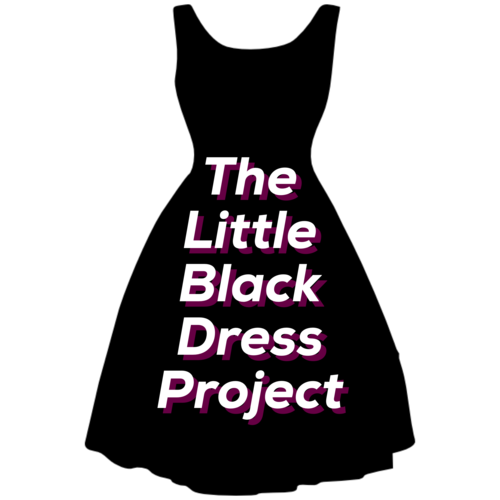 Little black dress png. The project because we