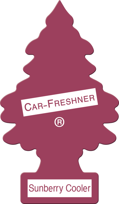 Sunberry cooler. Little tree air freshener png vector transparent library