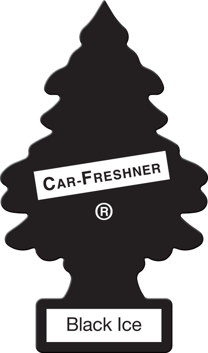 Black ice. Little tree air freshener png png transparent download