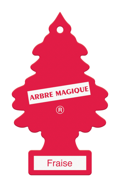 Shop arbre magique fraise. Little tree air freshener png image freeuse