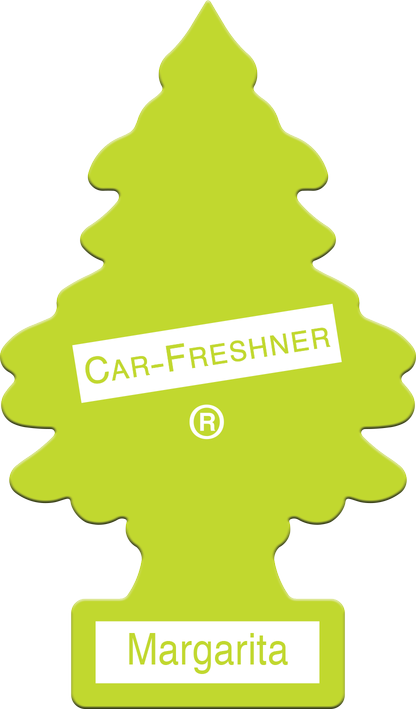 Margarita. Little tree air freshener png royalty free library