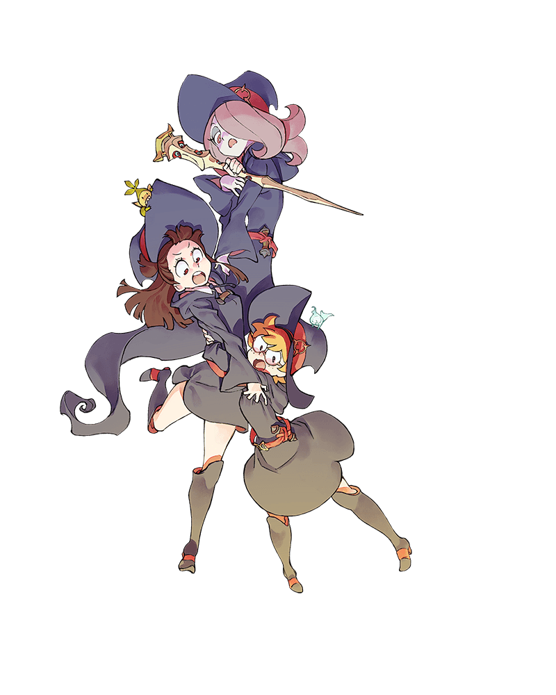 Little witch academia png