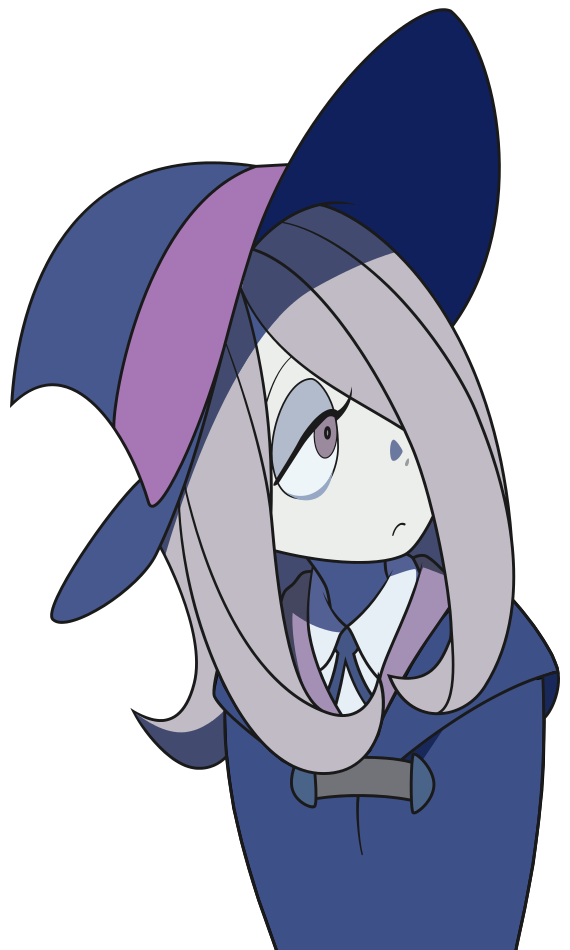 little witch academia sucy png