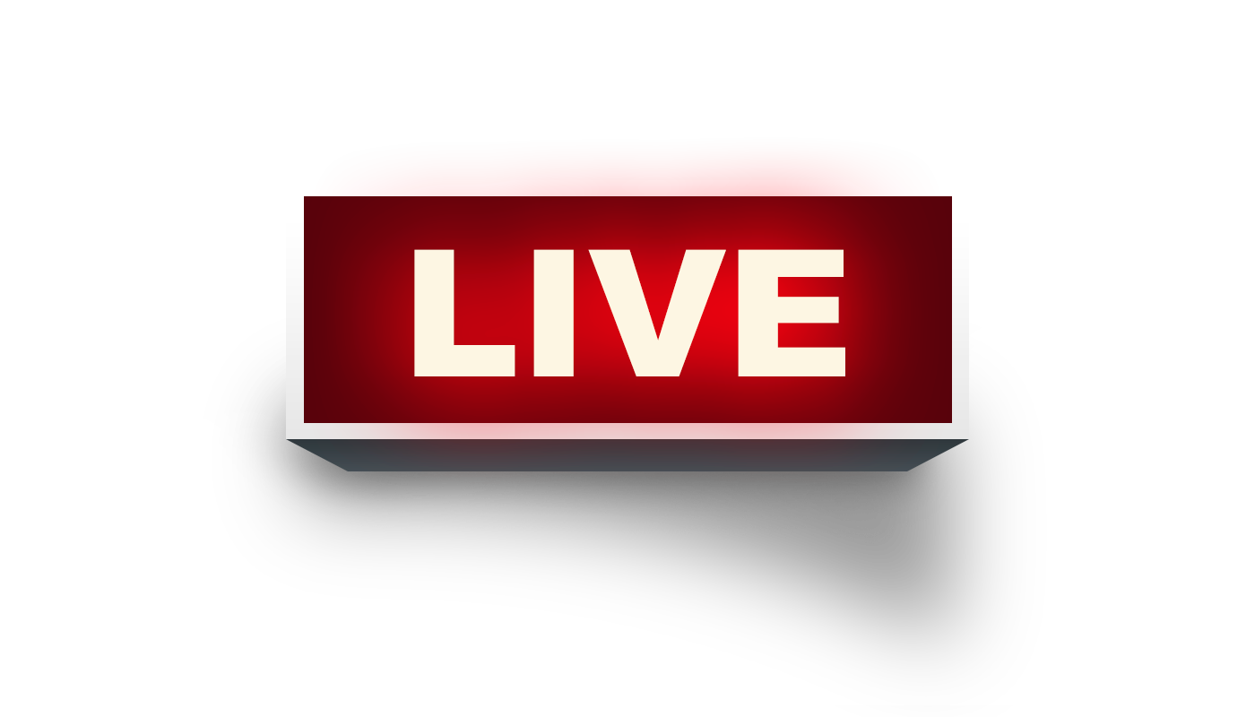 Live png logo. Register for our weekly