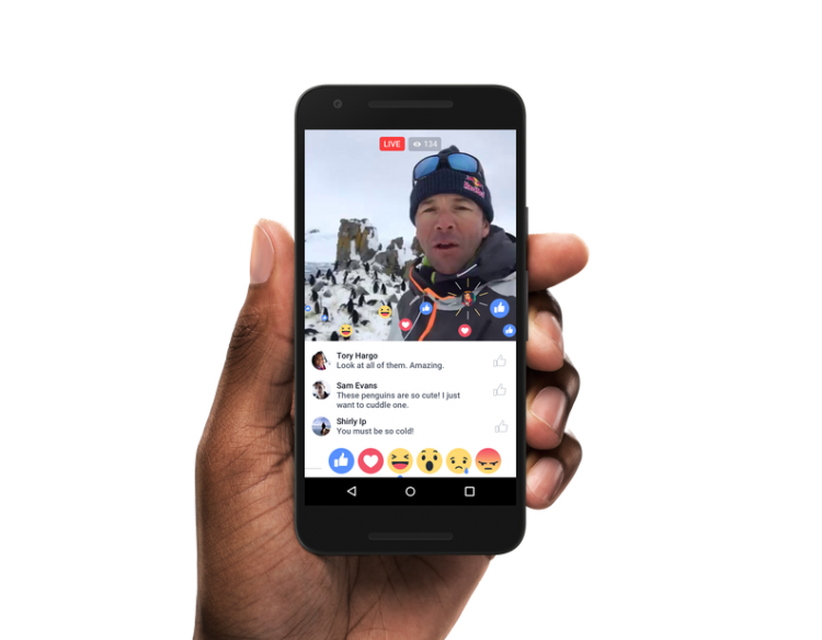 Live facebook png. A how to guide