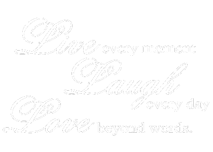 Live laugh love png. Qout wallstickers