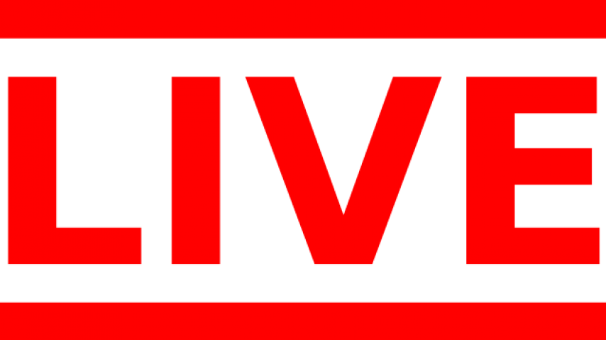Live on air png. Media house of life