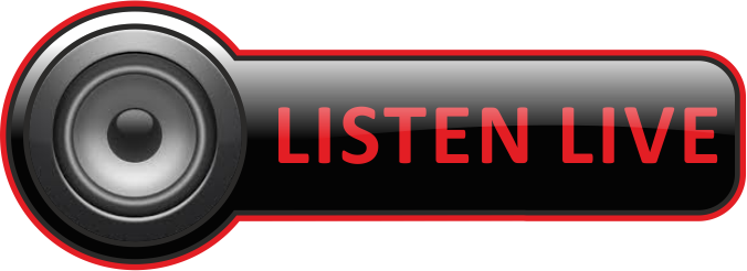 Image result for listen live button black with clear background