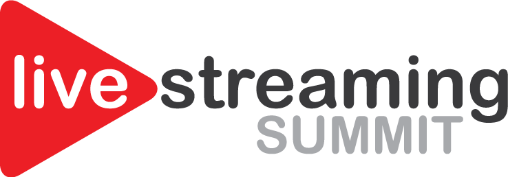 Live stream png. Streaming summit at media