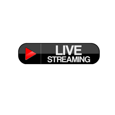 Live streaming png. Icon transparent stickpng