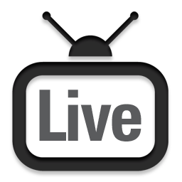 Live symbol png. Free streaming icon download