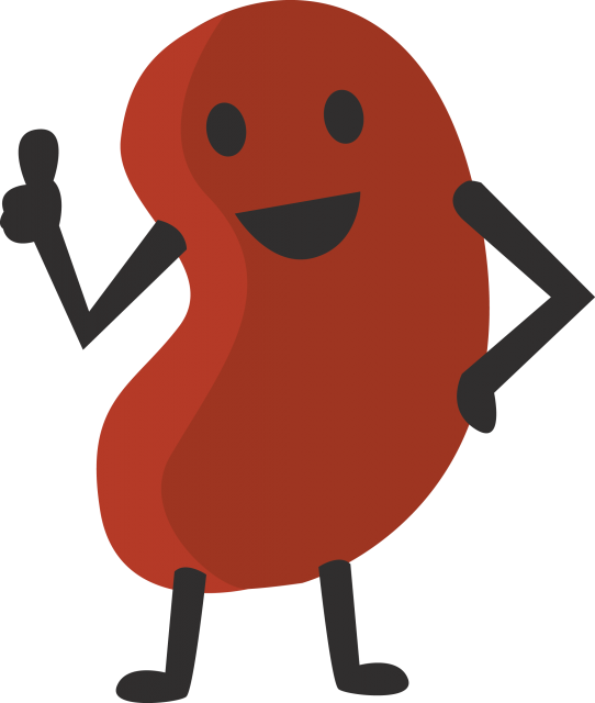 Liver clipart happy. Kidney mindful eating liverdisease