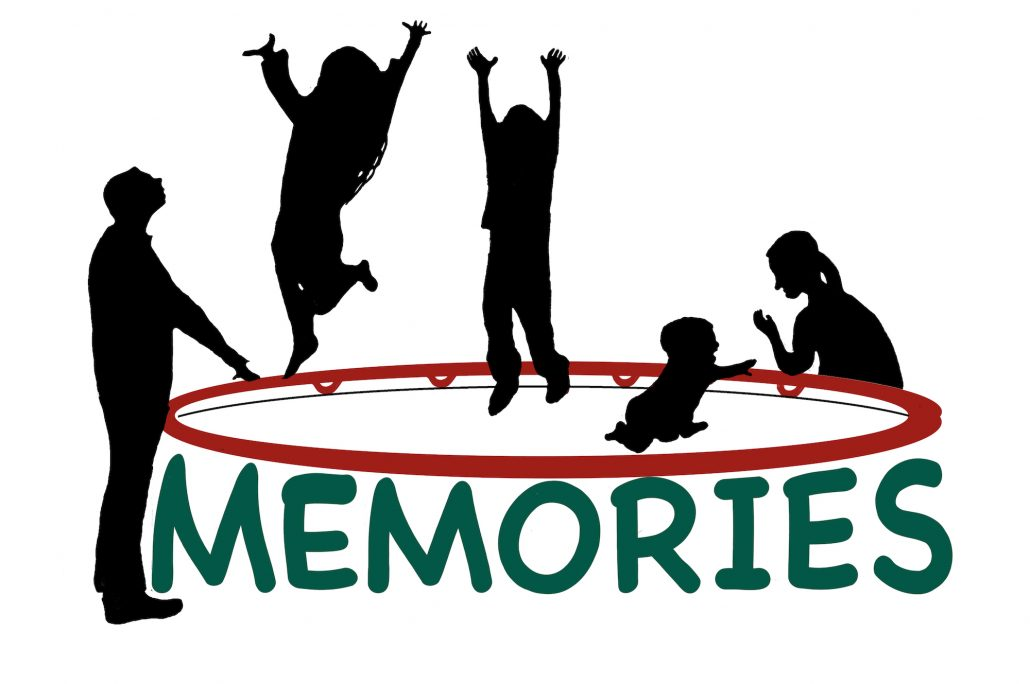 Living clipart look back. Memories to momentum stories