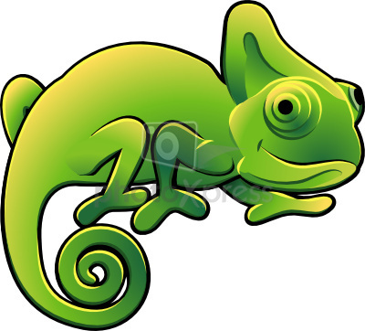 Lizard clipart green lizard. Clip art cute panda