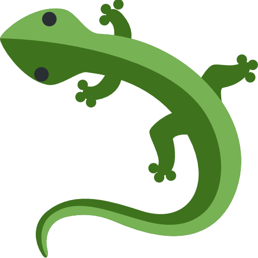 Lizard svg top view. Free animals icons icon