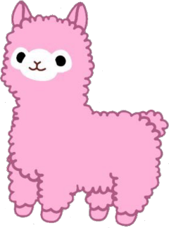 Llama clipart adorable. Popular and trending tierno