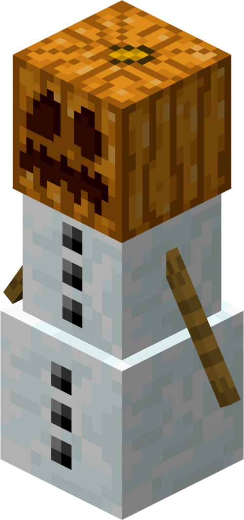minecraft snowfall png