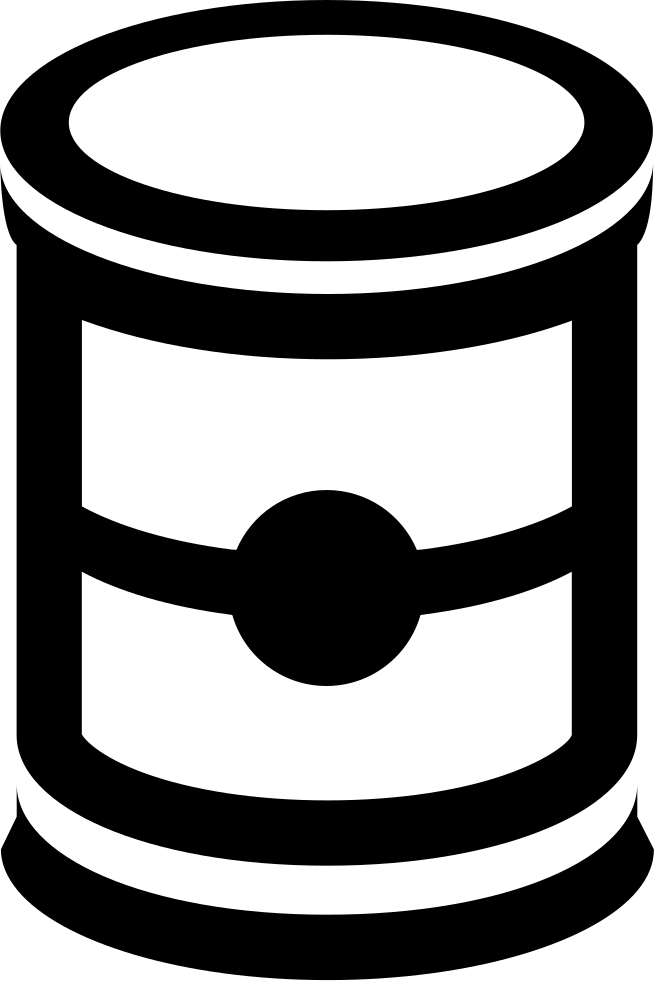 Groot svg outline. Soup can png icon