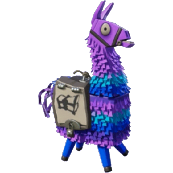 File loot fortnite wiki. Llama png freeuse library