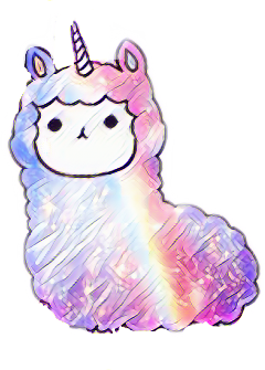 Llama png galaxy. Popular and trending stickers